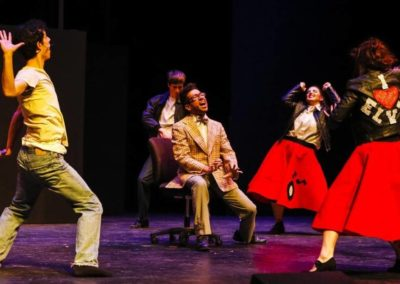 Cuesta College's 'Refried Elvis' is a twisted take on the king of rock 'n' roll